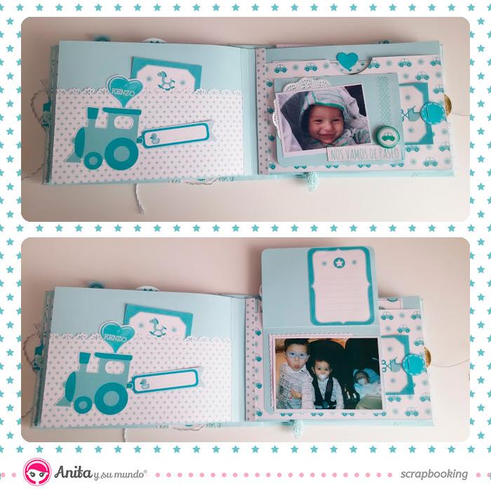 pagina-album-scrapbook-bebe