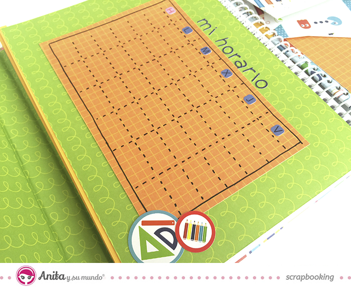 agenda escolar personalizada 9