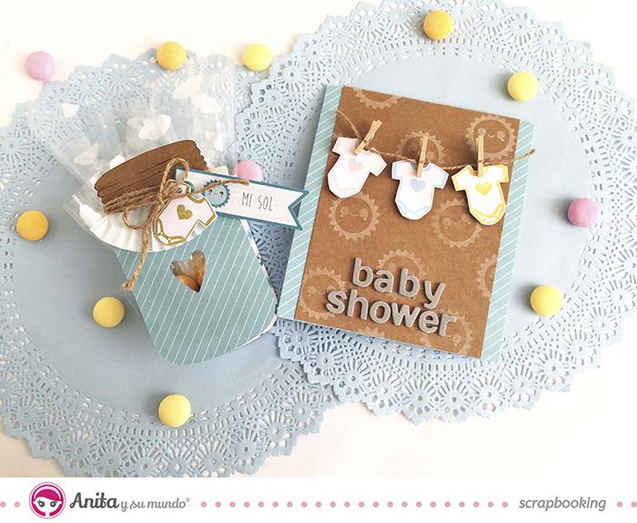 Invitación Para Baby Shower En 7 Pasos