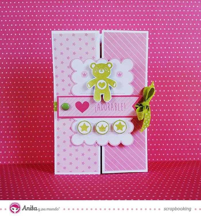 C mo hacer una tarjeta adorable en 7 pasos - Como hacer tarjetas para comunion ...