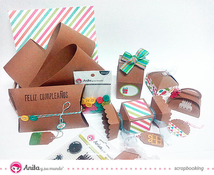 5 ideas de packaging con cartulina kraft