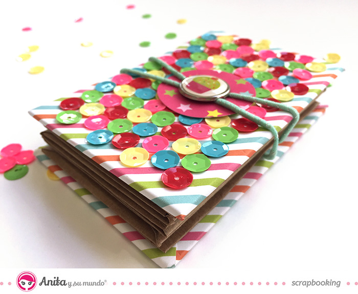 Tutorial: Tarjetero con cartulina y papel paso a paso