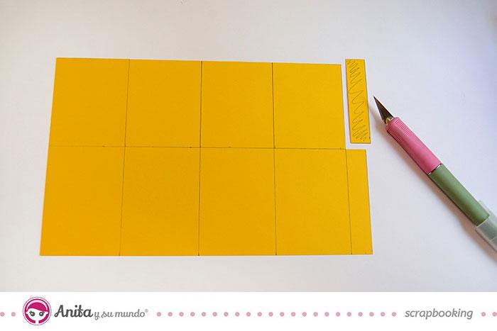 Tutorial Tarjeta pop up - paso1bis