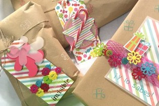 ideas tags regalo