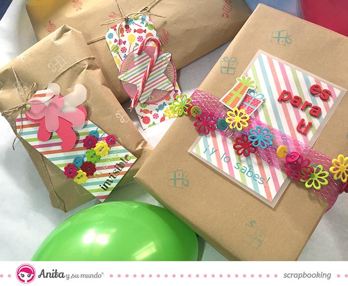 tags para regalo