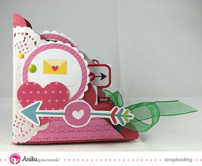 micro album san valentin Anita y su mundo