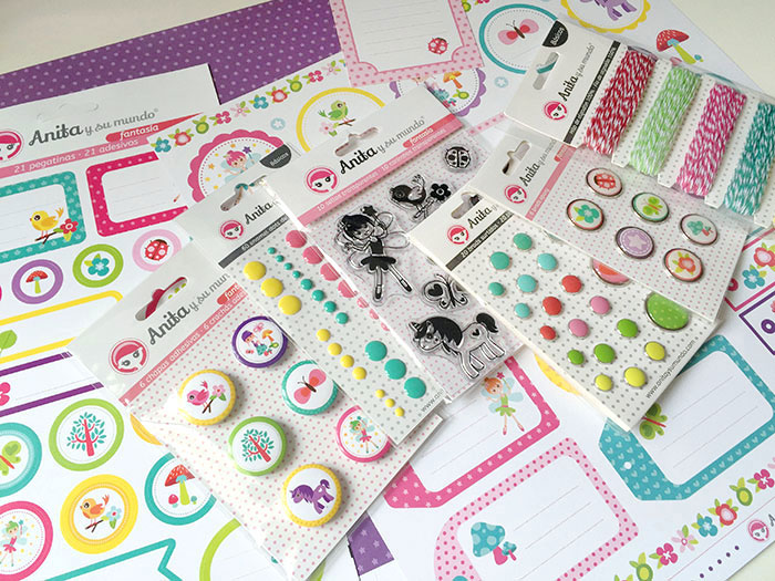 scrapbooking productos