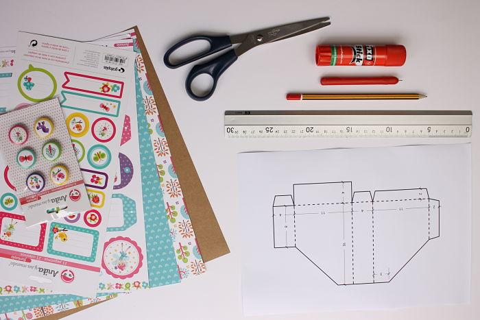 materiales scrapbooking anita y su mundo