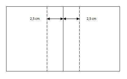 tarjeta volumen esquema