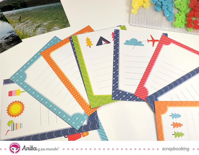 tarjetas projet life anita y su mundo