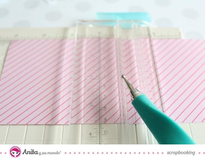 Cómo hacer un álbum de fotos con papel