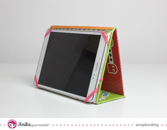 d83d6a4fba4 DIY: Cómo hacer una funda para tablet fácil | Anita y su mundo