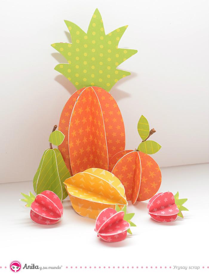 como-hacer-frutas-papel