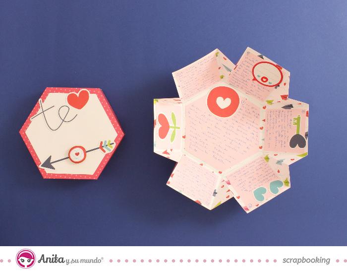 caja-papel-hexagono-sorpresa
