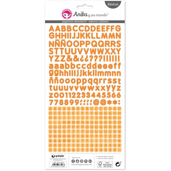 37017152_abecedar-y-numeros-pegatina-naranja