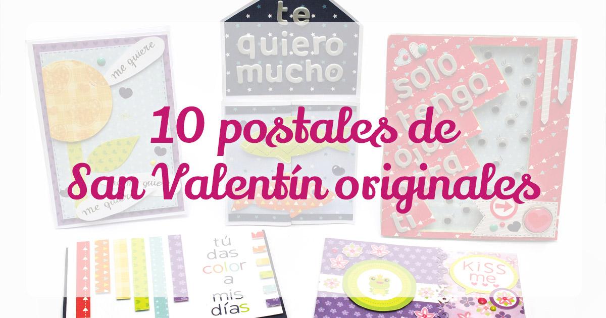 ❤ 10 Ejemplos de Tarjetas de Amor Hechas a Mano y Originales