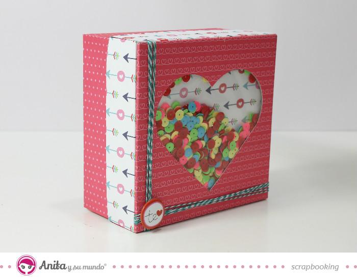 4 manualidades fciles para regalar en San Valentn Anita y su