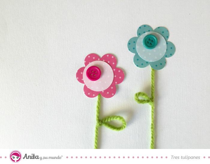 manualidades-botones-flores-con-botones