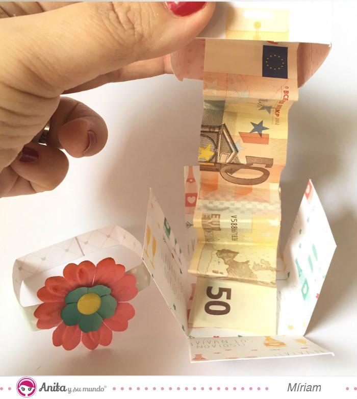 Regalar dinero en bodas 3 ideas scrap originales anita y su mundo - Ideas para regalar dinero en una boda ...