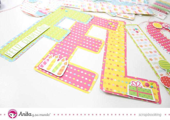 C mo hacer guirnaldas de papel en 5 pasos guirnaldas - Como hacer cadenetas de papel para fiestas ...