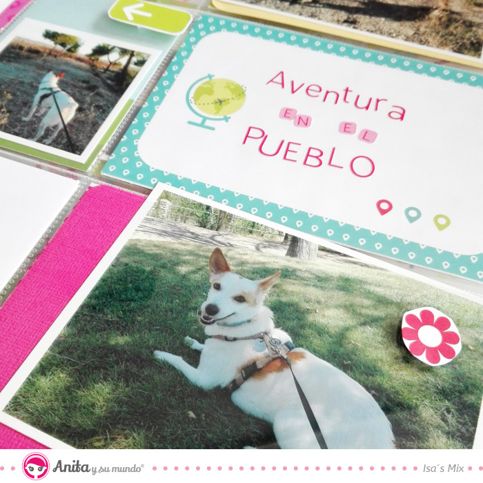 ideas scrapbooking para componer páginas project life