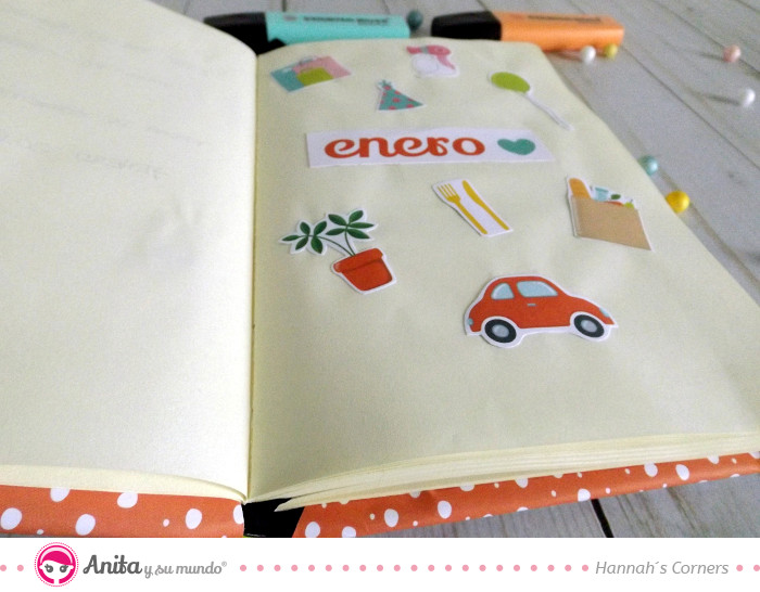recortables para decorar un bullet journal