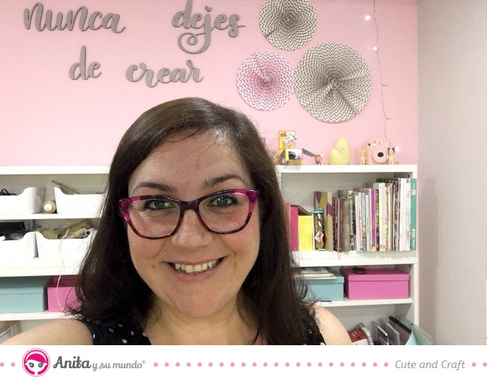 Cute and crafts en su taller creativo