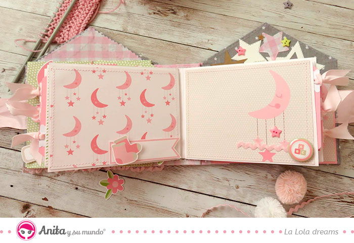 decoración etiquetas y recortables scrapbooking