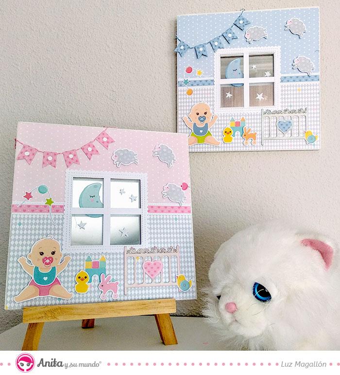 decora el cuarto de tu bebé