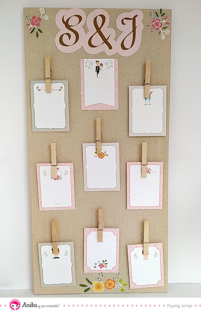 seating planner diy
