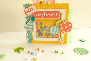 mini album cumpleanos
