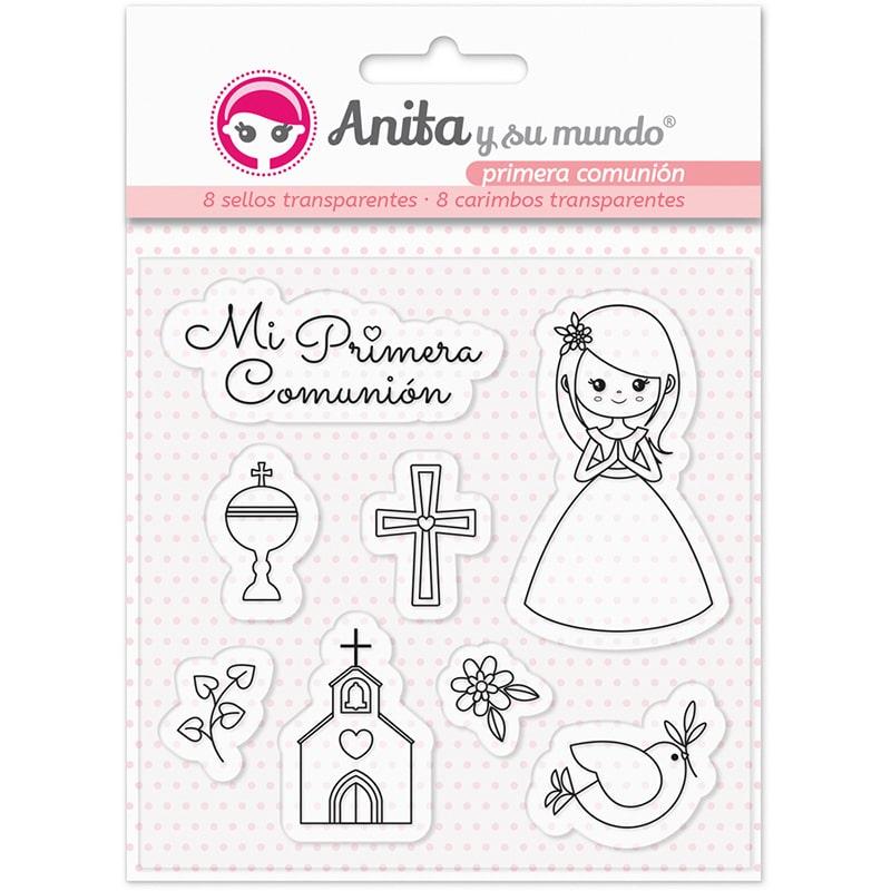 37010346 SELLOS PRIMERA COMUNION niña