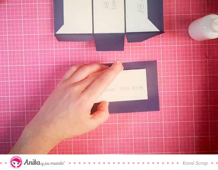 como hacer piezas de cartón