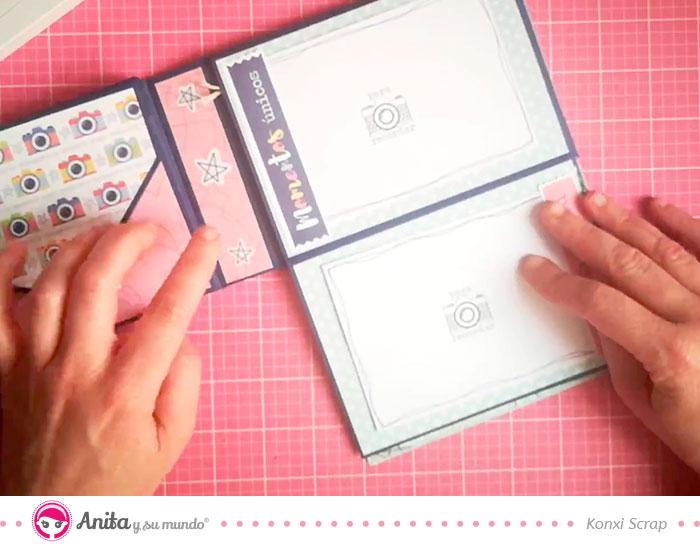 desplegables de papel faciles de hacer