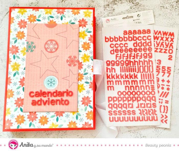 alfabetos adhesivos scrapbooking