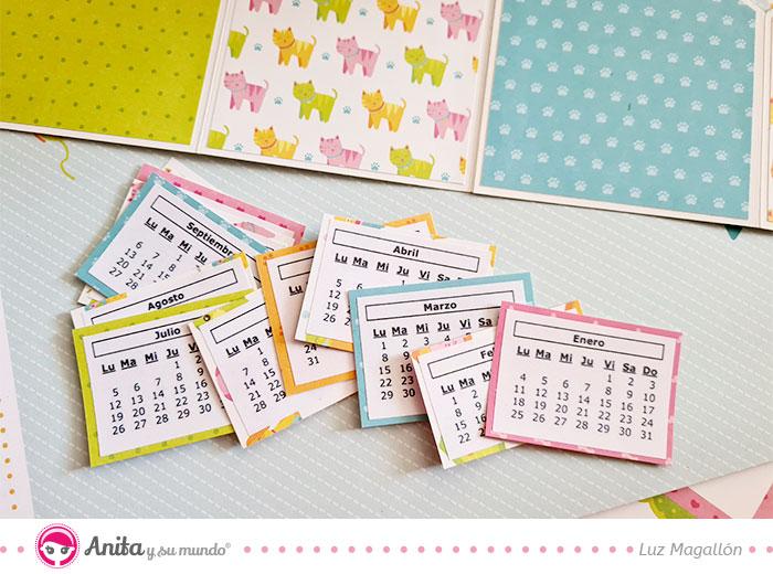 calendario imprimible gratis