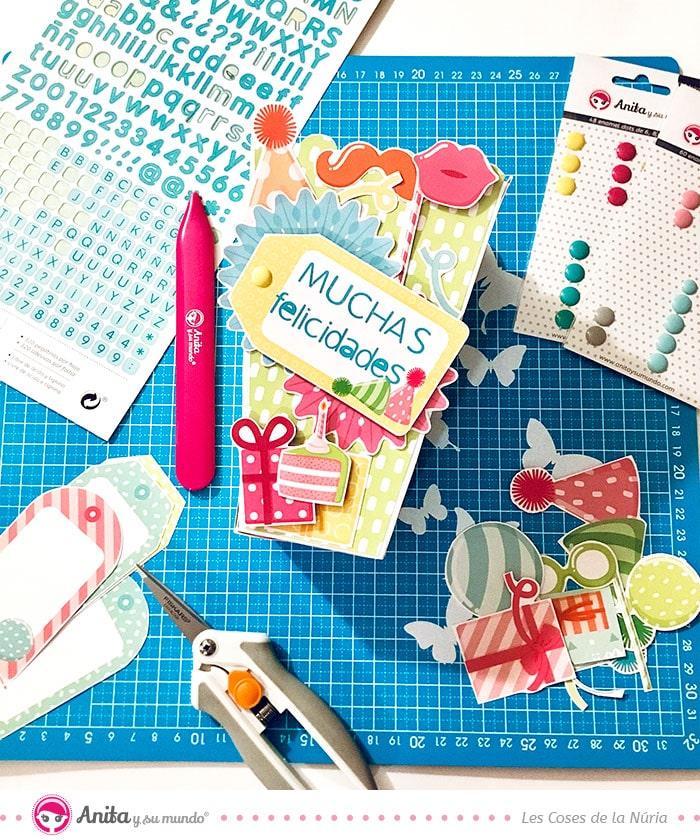 como hacer bolsas para regalos