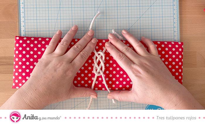 como hacer un nudo marinero para manualidades